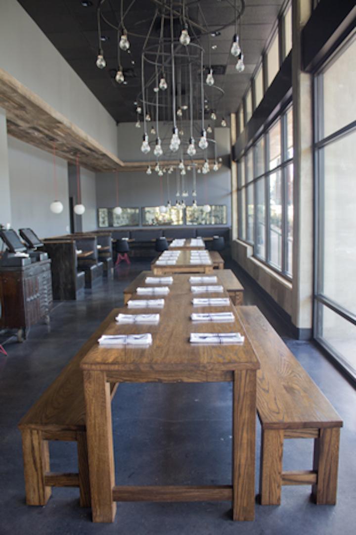 Pleasant 10 New Austin Venues For Meetings And Events Bizbash Machost Co Dining Chair Design Ideas Machostcouk