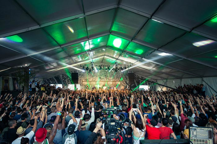 The Fader Fort will return to Austin for South by Southwest.