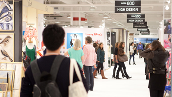 Atlanta #5 Trade Show The wholesale marketplace for home, rug, gift, and apparel products includes 1,400 permanent showrooms and 2,500 temporary exhibits. More than 90,000 people attend each edition of the twice-yearly show, which is held at AmericasMart. Next: January 6-13, 2015