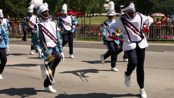 Chicago #12 Festival, Parade & Holiday Event The event is the country's largest African-American parade and second-largest annual parade, with 1.8 million spectators and 80,000 participants. Next: August 8, 2015