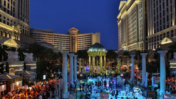Las Vegas #4 Food & Restaurant Industry Event As Las Vegas has taken off as a food destination, so has the chef-driven food festival from Bon Appétit. Headlining events over the weekend this year were chefs Nobu Matsuhisa, Thomas Keller, and François Payard. Next: May 2015