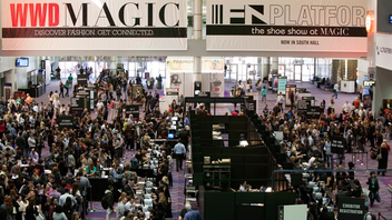 Las Vegas #2 Trade Show With more than $200 million in orders each day, the semiannual fashion trade show is an essential stop for buyers and brands. About 80,000 people attended in 2014. Next: February 17-19, 2015