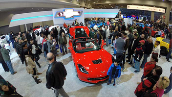 #1 Trade Show & Convention Now 10 days long—double the previous span—the show is the city's largest public trade show and takes place at the Walter E. Washington Convention Center. The show stands out from shows across the country for its focus on policy that affects the industry, but it still offered car lovers more than 700 new makes and models from more than 42 manufacturers. Next: January 23-February 1, 2015