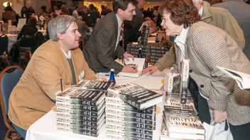 #6 Literary & Publishing Event Hosted with independent book store Politics & Prose, the ticketed event this year will feature book signings with authors such as Misty Copeland, Bill Nye, Ralph Nader, Cokie Roberts, and Clarence Page. Next: November 18, 2014