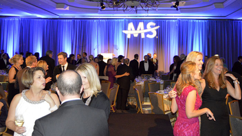 #20 Benefit The 36th annual ball, which benefits the National Multiple Sclerosis Society, is named in honor of the city's diplomatic corps. Ambassadors and their spouses donate items from their home countries such as travel packages, artwork, wines, and group dinners at the embassies, as part of a silent auction. Next: Fall 2015