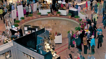 #6 Trade Show & Convention The show's theme in 2014 was 'Quest for the Best' and featured a juried group of 123 craft artists who focus on sculptural objects and design. The show opened with a preview party at the National Building Museum. Next: April 23-26, 2015