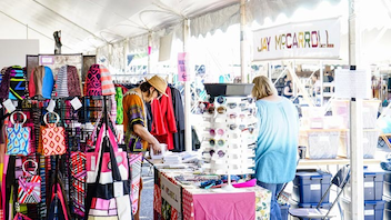 #7 Parade, Walk & Festival Washington City Paper hosts the exposition of homemade arts and crafts from independent artists. This year's event returned to Union Market and featured more than 140 vendors chosen from a field of 500 applicants. Next: September 2015