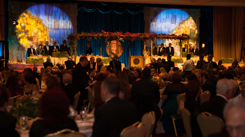 #8 Benefit Maria Bartiromo and Joe Piscopo will co-host the gala, which supports the foundation's goals of promoting Italian culture and heritage and mentoring youth. Last year's event raised more than $1 million. Next: October 25, 2014