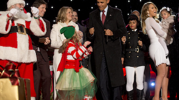#4 Holiday Event Presented by the National Park Service and the National Park Foundation on the Ellipse at President's Park, the event kicks off the holiday season. Last year performers included Mariah Carey, Renée Fleming, and Aretha Franklin. Next: December 2014