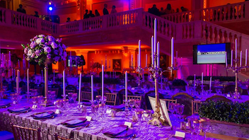 #4 Art & Entertainment Event In 2014, the weekend of events, which include a dinner, award presentation, and after-party, drew celebrities and luminaries such as Aretha Franklin, Mariah Carey, Jennifer Hudson, Janelle Monáe, Wayne Brady, Ice Cube, Smokey Robinson, Berry Gordy, and American Express C.E.O. Kenneth Chenault. Next: January 2015