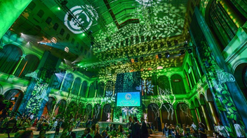#7 Benefit (new to the list) About 700 guests gathered at the National Building Museum for the event, which rotates its beneficiaries and this year supported Teach for America, Don Bosco High School, and TAPS grief counseling camp. Its theme was 'An Absinthe Dream' and had decor from Hargrove. The event always has an impressive live auction, with highlights from past years including a round of golf with President George W. Bush in Dallas and a tour of Jay Leno's car collection. Next: Fall 2015