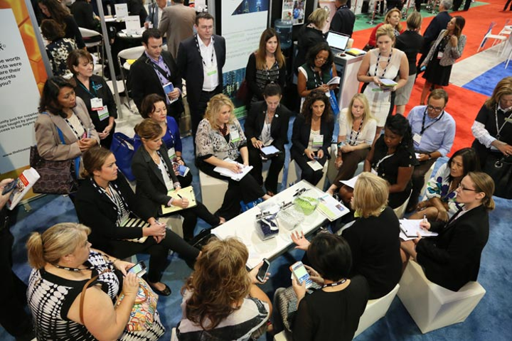 IMEX America's fourth run in Las Vegas was its largest show yet.