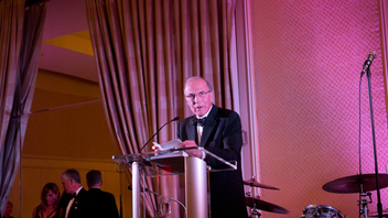 #21 Benefit The event, held at the Four Seasons, is in its 14th year and has corporate sponsors such as Boeing and Turner Construction Company. Next: October 25, 2014