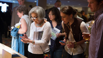 #25 Benefit The denim-theme event set a new fund-raising record at $429,000. Now in its 11th year, the event drew nearly 1,000 guests to Marriott Wardman Park hotel where they sampled dishes from 40 restaurants and vendors. Next: April 26, 2015