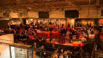 #9 Art & Design Event The show is the leading art fair focused on art from the tribal cultures in the United States. It has 80 participating galleries representing the arts of Asian, Oceanic, African, Native American, and Latin American indigenous people. Next: February 6-8, 2015