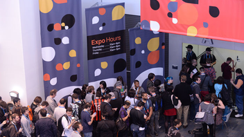 #6 Technology Industry Event The event is the world's largest and longest-running professionals-only game-industry gathering. It draws more than 23,000 attendees and offers an expo along with 400 lectures, tutorials, and panel and roundtable discussions. Next: March 2-6, 2015