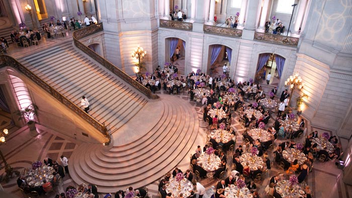 #12 Music Event This year, the black-tie event included a pre-concert sparkling wine hour, three separate dinners, and performances from Bonnie Raitt, Yuja Wang, and the San Francisco Symphony. A glamorous after-party welcomed all 2,700 concertgoers. Next: September 2015