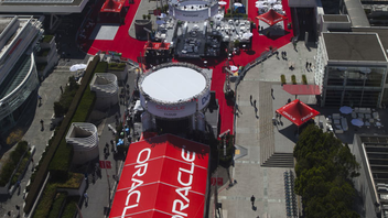 #2 Technology Industry Event Targeting information technology professionals, the conference is hosted by the cloud-based software company Oracle. It draws more than 60,000 live attendees each year, and the company estimates that some 2.1 million attendees join in online. Next: October 25-29, 2015