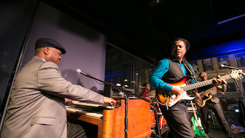 #5 Benefit In 2014, the event raised more than $1.4 million for music education programs. Herbie Hancock, who received the evening's lifetime achievement award, performed. Next: Spring 2015