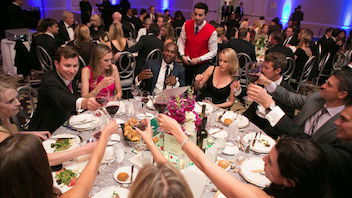 #4 Benefit Hosted by the Guardsmen, which provides resources for at-risk youth, the event features fine-wine tastings from more than 25 wineries. There are also rare auction lots, dinner, dancing, and live entertainment. Next: April 2015