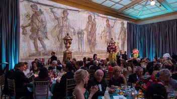 """#14 Music Event More than 3,000 guests flock to the black-tie gala each year. Dubbed """"Passione,"""" this year's function included a performance of Bellini's Norma. Afterwards, patrons headed to City Hall for a banquet feast. Next: September 2015"""