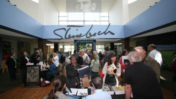 #11 Film & Media Event The 34-year-old festival invites John Steinbeck fans to explore the author's hometown of Salinas. Celebrating Steinbeck's life and work, the weekend-long festival features speakers, tours, authors, artists, and musicians. Next: May 1-3, 2015