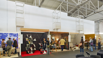 #7 Art & Design Event The three-day event celebrates all things handmade. Held at the Fort Mason Center, the juried craft show offers jewelry, clothing, and more from 225 American artists. Next: July 31-August 2, 2015
