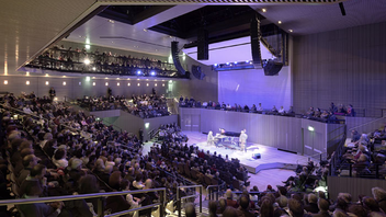 """#10 Music Event Noted by The Los Angeles Times as """"the preeminent event of its kind in the United States,"""" the jazzy festival will mark its 33rd year in 2015. Held in the new San Francisco Jazz Center, the event offers 44 performances over 12 days. Next: June 2015"""