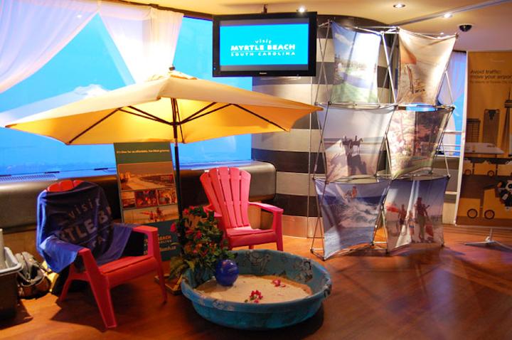 Ideas For Beach Theme Events