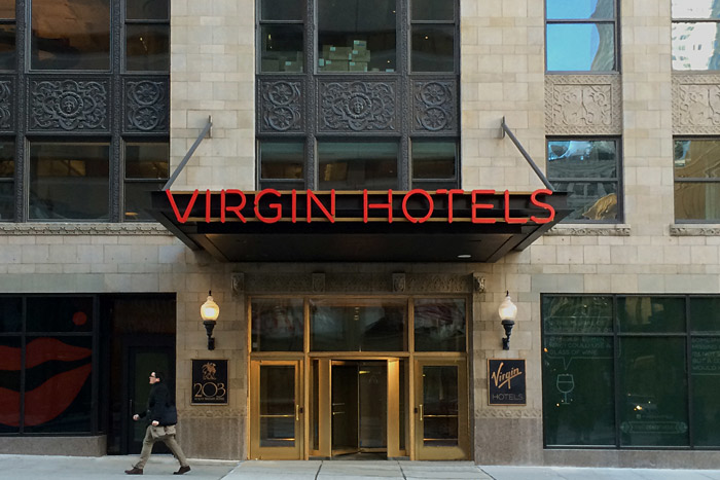 The Virgin Hotel