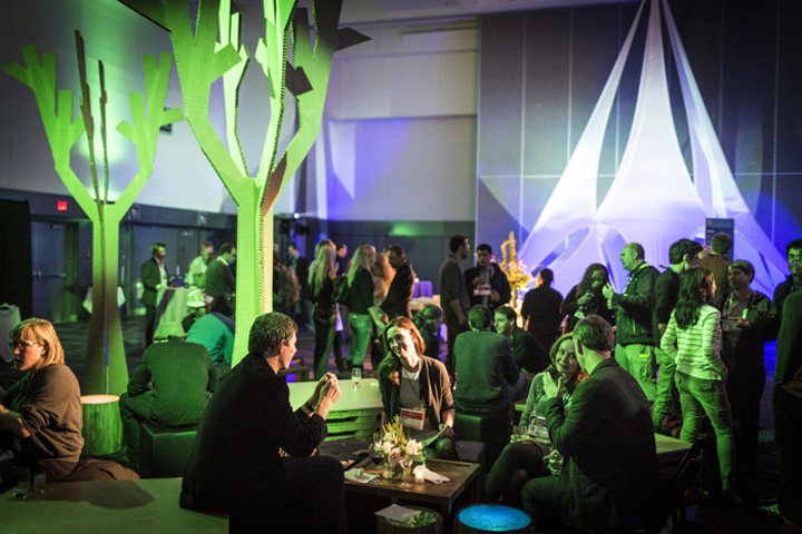 Survey respondents indicated networking opportunities are a factor that can influence them to attend an event.