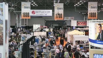 #1 Hospitality Industry Event In 2014 the trade show gave its 14,435 attendees access to 522 industry suppliers during four days of exhibits and conference sessions. At this year's 100th anniversary of the event, organizers expect 15,000 to attend. Next: November 8-10, 2015