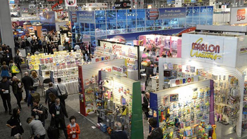 #9 Trade Show & Convention Billed as the largest toy fair in the Western Hemisphere, the annual product marketplace is produced by nonprofit trade association Toy Industry Association. This year saw 30,000 attendees from 100 countries filling a record-breaking 422,000 square feet of exhibit space at the Jacob K. Javits Convention Center. Next: February 2016