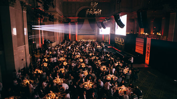 #2 Advertising Industry Event The ad industry's prestigious 55-year-old award platform has branched out to include Clio Image and Clio Sports awards in the spring and summer, along with the flagship event in the fall. Next: October 2015