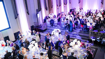 #12 Benefit Now in its eighth year, the annual fund-raiser will take place at the Pierre Hotel. More than 400 guests came to the Waldorf Astoria for the event last year, which raised $1.3 million for the society. Next: May 12, 2015