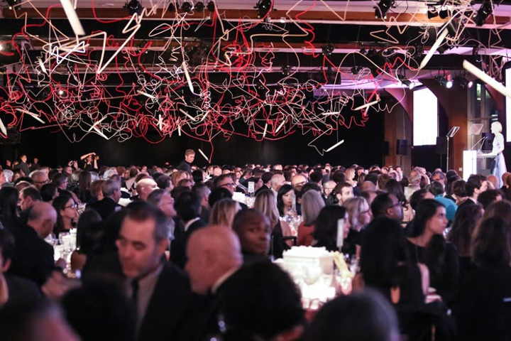 #4 Art, Design & Architecture Event Held during National Design Week, the Smithsonian design museum's award ceremony at Pier 60—now in its 17th year—drew more than 600 guests in 2014. Next: October 15, 2015