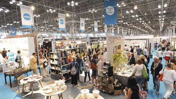 #5 Trade Show & Convention The summer version of the biannual gift fair encompasses more than half a million square feet of exhibit space at the Jacob K. Javits Convention Center and Pier 94 on the Hudson River; winter's saw some 2,500 exhibitors in home, crafts, gifts, and related categories. Next: August 15-19, 2015