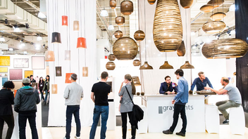 #3 Art, Design & Architecture Event In its 27th year, the trade fair will offer its 31,000-plus attendees something new: HO.MI., a new pavilion encompassing 120 brands and designers affiliated with the biannual HO.MI. Milano exhibition in Italy. Next: May 16-19, 2015