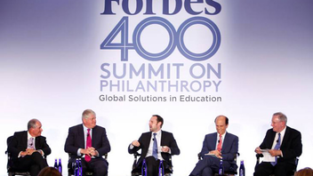 #4 Political & Diplomatic Event Around 200 C.E.O.s, politicians, and philanthropists will gather to discuss the year's theme, global health, when the annual summit convenes. Previous participants have included Warren Buffett, Malala Yousafzai, and New York Governor Andrew Cuomo. Next: June 2015