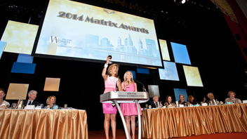 #6 Media Event Some 1,200 guests will gather at the Waldorf Astoria to recognize women like New York Senator Kirsten Gillibrand and BET Networks chair and C.E.O. Debra L. Lee at this year's lunch. Next: April 27, 2015