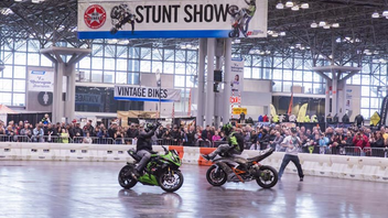 #3 Trade Show & Convention Shifting to a December time slot led to a rocky start for the Progressive Insurance-sponsored show in 2013, but it rebounded in 2014, attracting 63,515 attendees, an eight percent jump over the previous year. Next: December 11-13, 2015