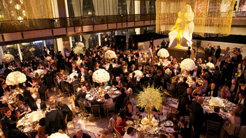 #5 Benefit Some 1,200 celebrities and society figures will gather under the Tent at Lincoln Center for the classical ballet company's 75th anniversary gala this spring. Performances, guest speakers, and film excerpts will pay tribute to the theater's legacy. Next: May 18, 2015