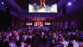 #2 PR Industry Event Last year's event at the Grand Hyatt New York drew nearly 1,000 members of the public relations field. In 2014 Edie Windsor was honored with the communicator of the year award (it went to Malala Yousafzai in 2013). Next: March 19, 2015
