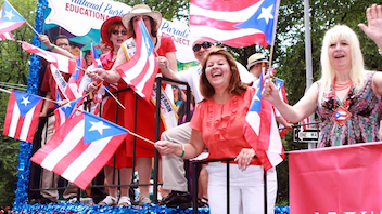 "#5 Parade, Festival & Holiday Event With the theme ""Un Pueblo, Muchas Voces"" (One Nation, Many Voices), the celebration of Puerto Rican culture and community bounced back after organizational turmoil left its future in question. Last year, organizers tripled the number of scholarships it gives out to Puerto Rican students by growing its scholarship fund from $10,000 to $30,000. Next: June 14, 2015"