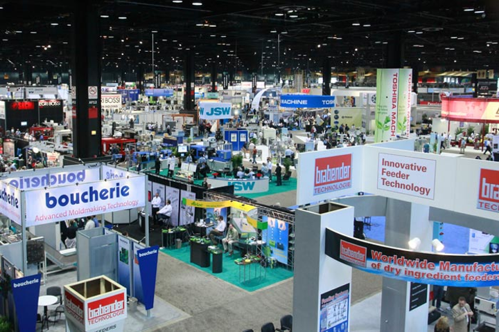 More than 2,000 exhibitors are participating in NPE2015: The International Plastics Showcase this week at the Orange County Convention Center. According to the results of CEIR's recent survey of trade show exhibitors, most said they intend to use the same size booth this year as they did in 2014.