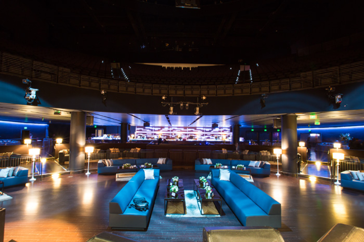 Club Nokia Banquet Lounge Cabaret Bizbash