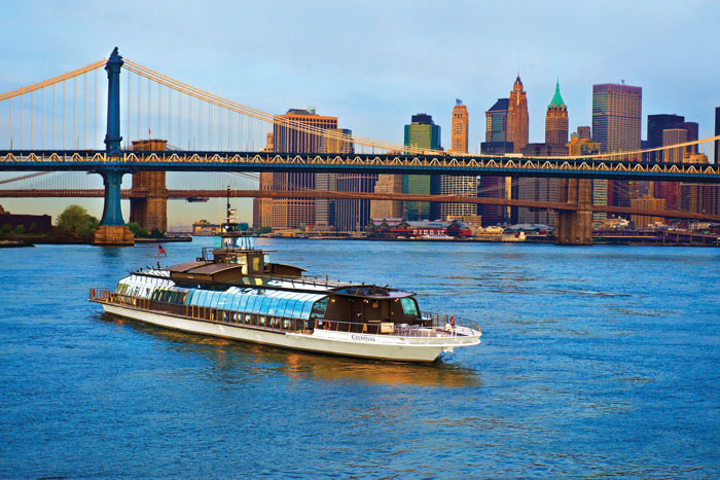 Luis Alvarado of Entertainment Cruises New York Metro, which operates vessels such as Bateaux New York, stresses the importance of matching the size of the boat to the guest count.
