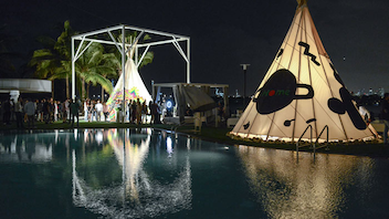 Miami #1 Art & Design Event The country's premier art event is the anchor to Miami Art Week and draws serious collectors and more than 250 gallerists who do mega business at the fair, which specializes in modern and contemporary art. The after-hours dinners, parties, concerts, and other promotions from brands add to the enormity of the scene. Next: December 3-6, 2015