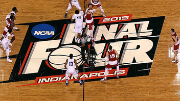 "National #2 Sports Event The culmination of the men's college basketball championship has introduced the terms ""bracketology"" and ""March Madness"" into the national vocabulary. Interest in the game from sponsors and viewers continues to grow. This year's championship game between Kentucky and Wisconsin averaged 28.3 million total viewers, the most since 1997. Next: April 2-4, 2016, Houston"