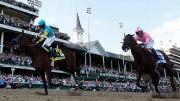 Louisville, Kentucky #7 Sports Event Horse racing had a historic year in 2015, as American Pharoah became the first Triple Crown winner in 37 years. The now-legendary horse began his journey at Churchill Downs, home to the derby and the first leg in the three-race series. Next: May 7, 2016